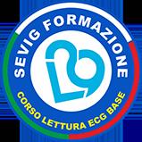 Logo SEVIG corso ECG BASE (160px)